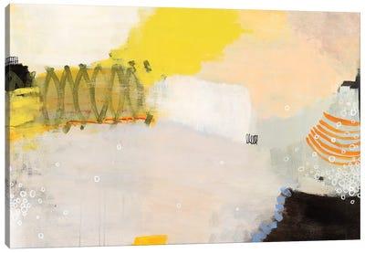 Abnormal Behavior Canvas Art Print
