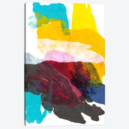 Paint Bloom IV Canvas Print #JFU12} by Jodi Fuchs Canvas Artwork