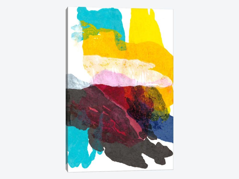 Paint Bloom IV by Jodi Fuchs 1-piece Canvas Print