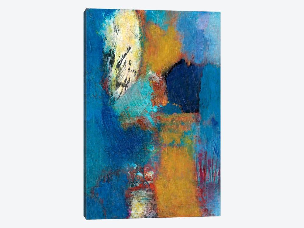 Rhapsody In Blue II by Jodi Fuchs 1-piece Art Print