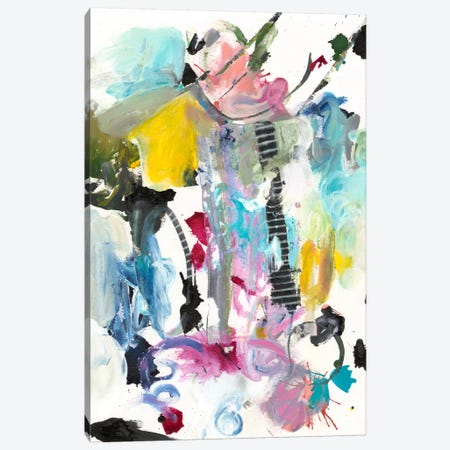 Symphony I Canvas Print #JFU17} by Jodi Fuchs Canvas Print