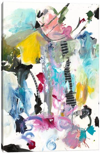 Symphony I Canvas Art Print
