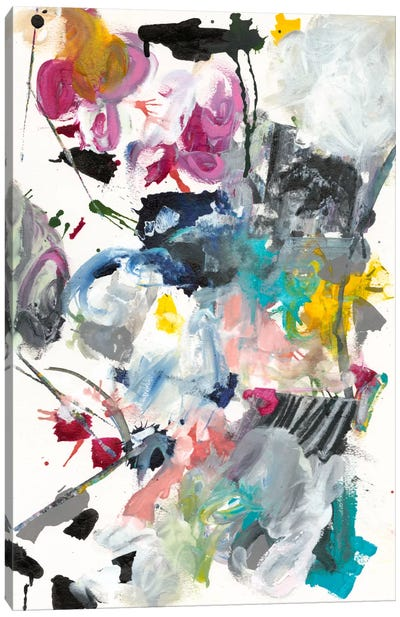 Symphony II Canvas Art Print