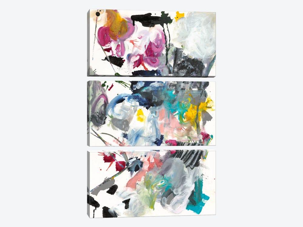 Symphony II by Jodi Fuchs 3-piece Art Print