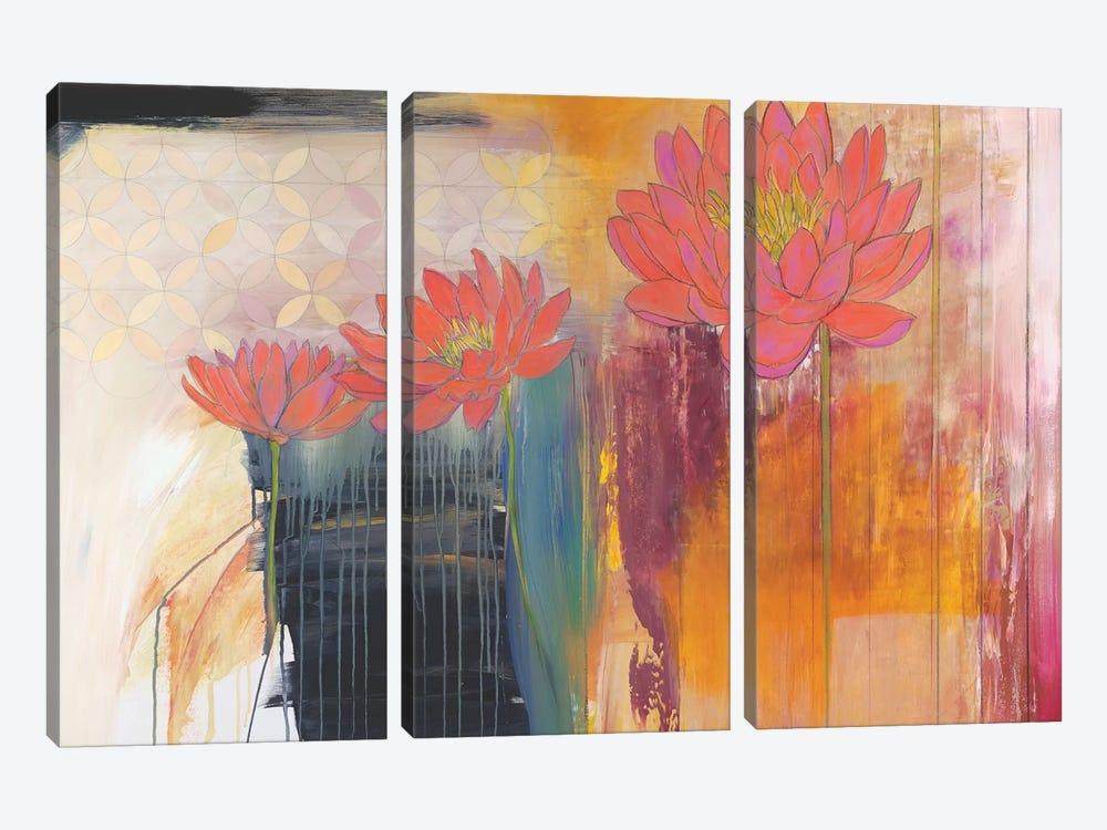 Billboard For Love II by Jodi Fuchs 3-piece Canvas Art
