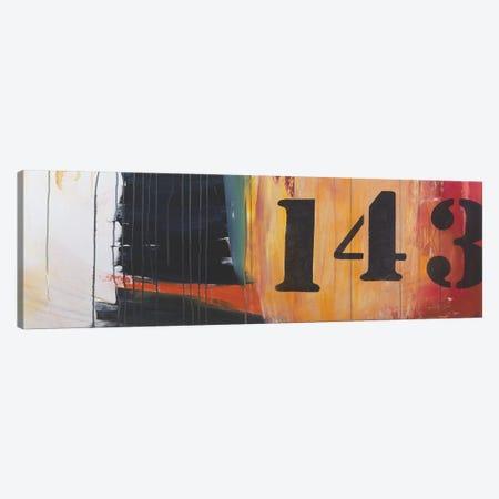 Billboard For Love III Canvas Print #JFU21} by Jodi Fuchs Canvas Print