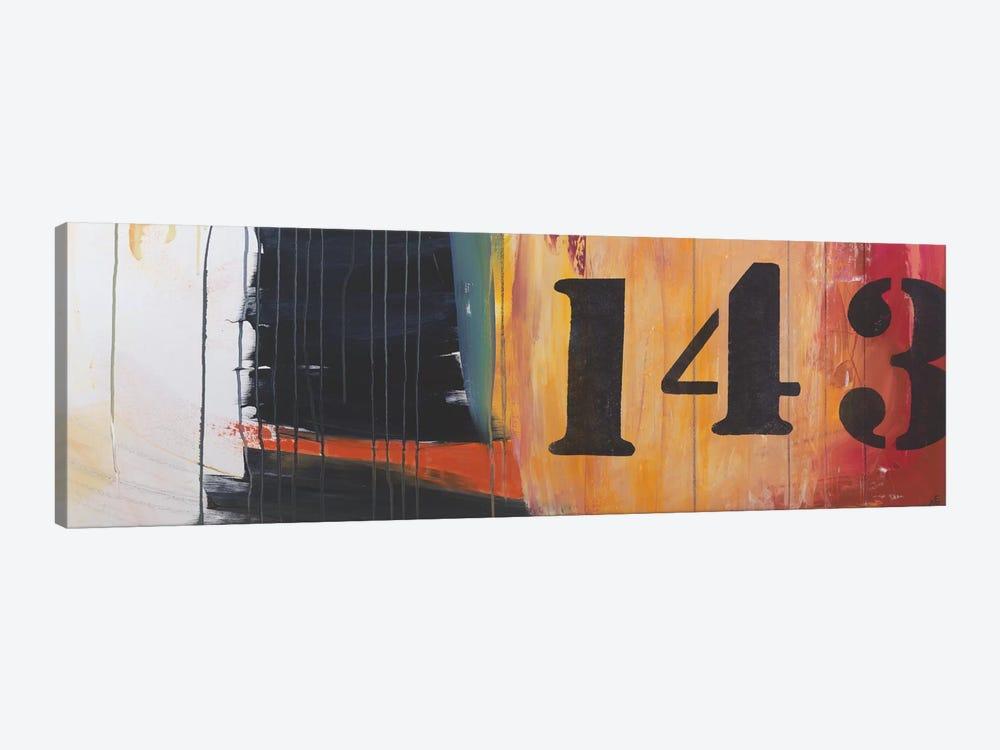 Billboard For Love III by Jodi Fuchs 1-piece Art Print