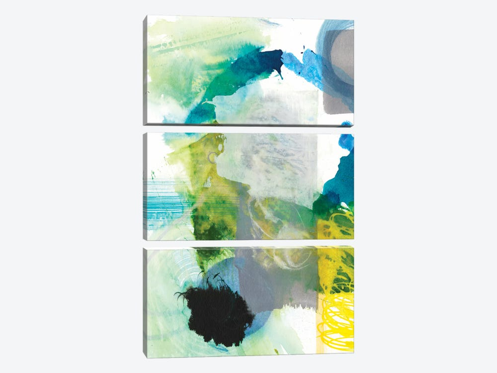 Take Off III by Jodi Fuchs 3-piece Canvas Wall Art
