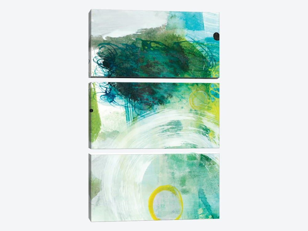 Take Off IV by Jodi Fuchs 3-piece Canvas Art Print