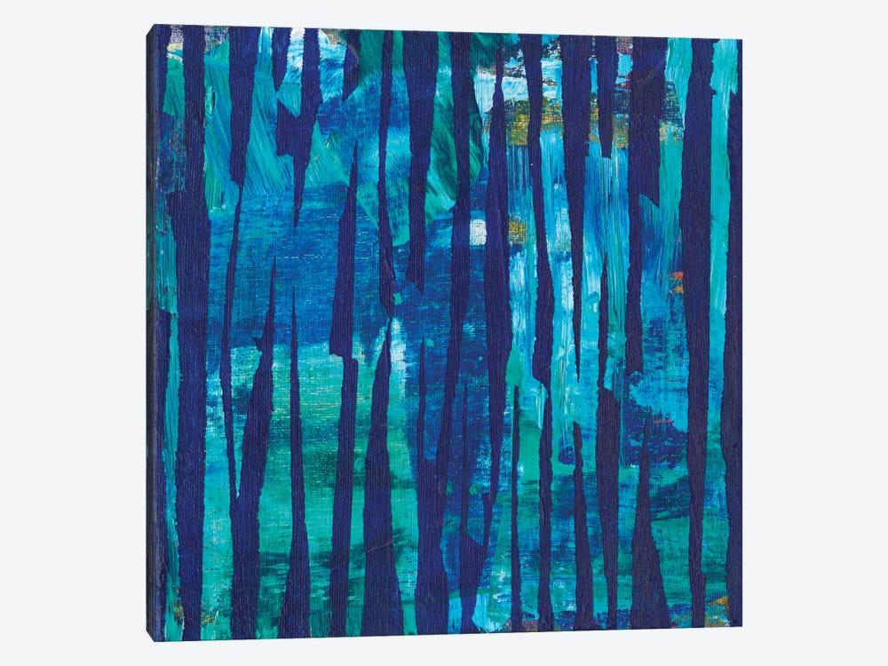 Torn Indigo II by Jodi Fuchs 1-piece Canvas Art Print
