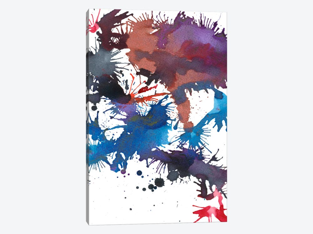 Fireworks I by Jodi Fuchs 1-piece Canvas Artwork