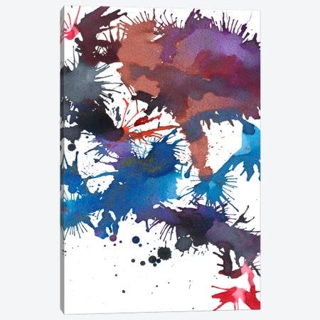 Fireworks I Canvas Print #JFU3} by Jodi Fuchs Art Print