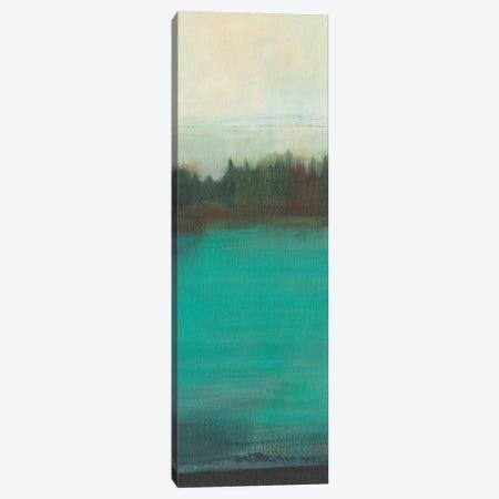 Teal Lake View I Canvas Print #JFU42} by Jodi Fuchs Canvas Print