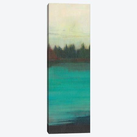 Teal Lake View II Canvas Print #JFU43} by Jodi Fuchs Canvas Print