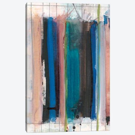 Art Notebook II 3-Piece Canvas #JFU45} by Jodi Fuchs Canvas Artwork