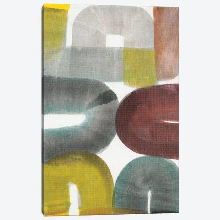 Geode Abstraction II Canvas Print #JFU51} by Jodi Fuchs Canvas Artwork