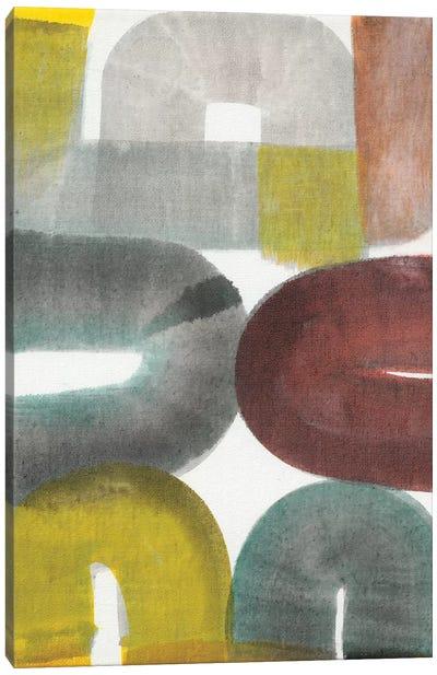 Geode Abstraction II Canvas Art Print