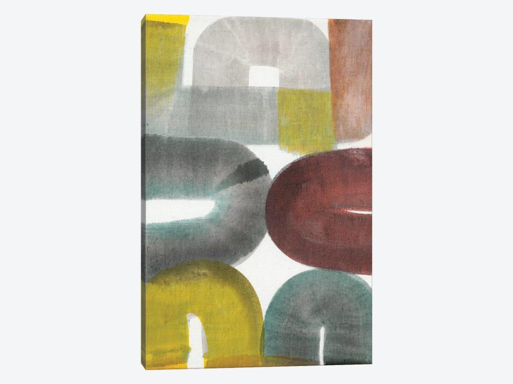 Geode Abstraction II by Jodi Fuchs 1-piece Canvas Wall Art
