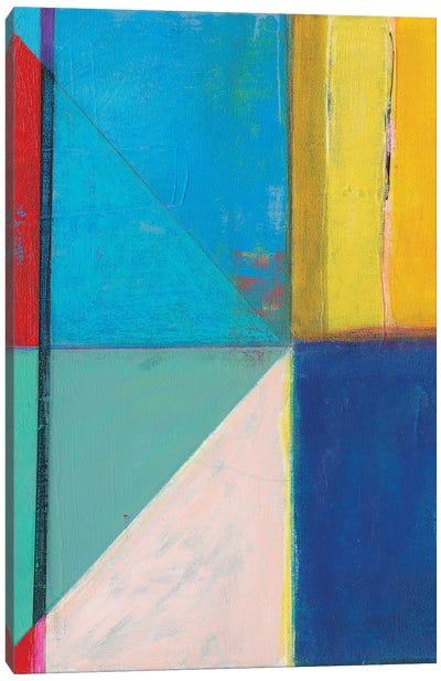 Colorful Geometrics II Canvas Art Print