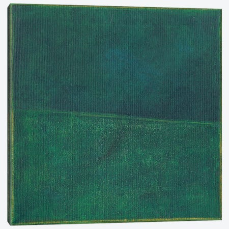 Green Zen II Canvas Print #JFU59} by Jodi Fuchs Canvas Wall Art