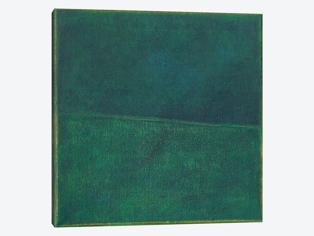 Green Zen II by Jodi Fuchs 1-piece Canvas Art