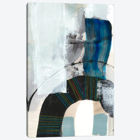 Kabuki I Canvas Print #JFU5} by Jodi Fuchs Canvas Art