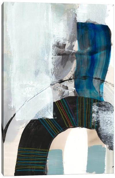 Kabuki I Canvas Art Print