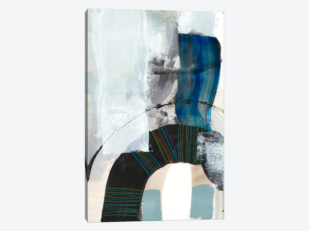 Kabuki I by Jodi Fuchs 1-piece Canvas Artwork