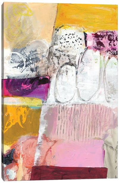 Abstract #27-A Canvas Art Print