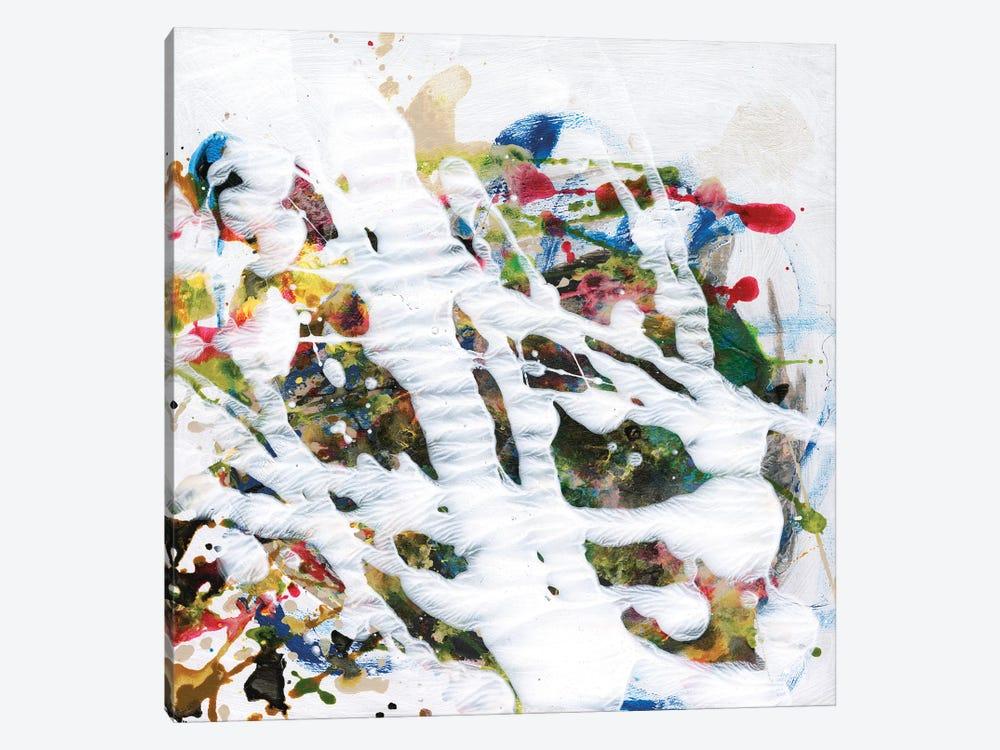 Pollock's Party I by Jodi Fuchs 1-piece Art Print