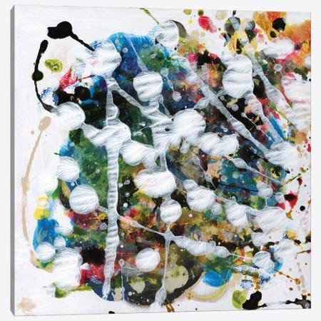 Pollock's Party II Canvas Print #JFU70} by Jodi Fuchs Canvas Artwork