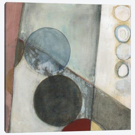 Seven Circles II Canvas Print #JFU72} by Jodi Fuchs Canvas Artwork