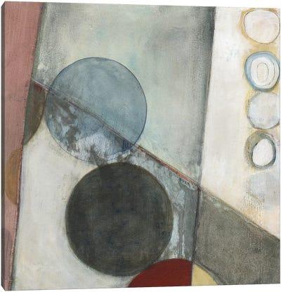 Seven Circles II Canvas Art Print