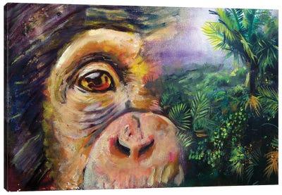 Stay Canvas Art Print