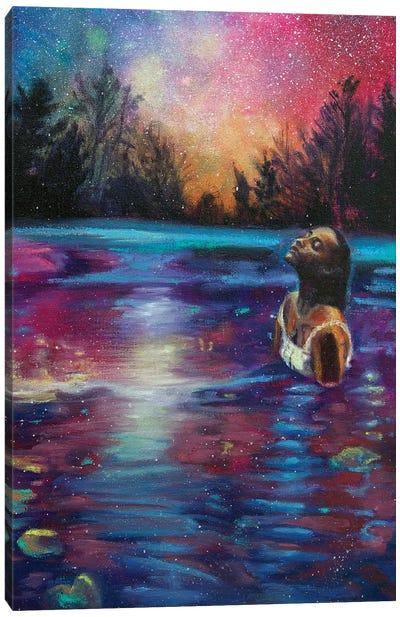Dawnlight Enchantment Canvas Art Print