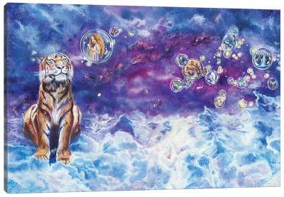 Creator's Gaze Canvas Art Print