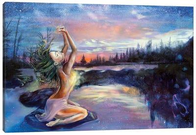 Illuminance Canvas Art Print