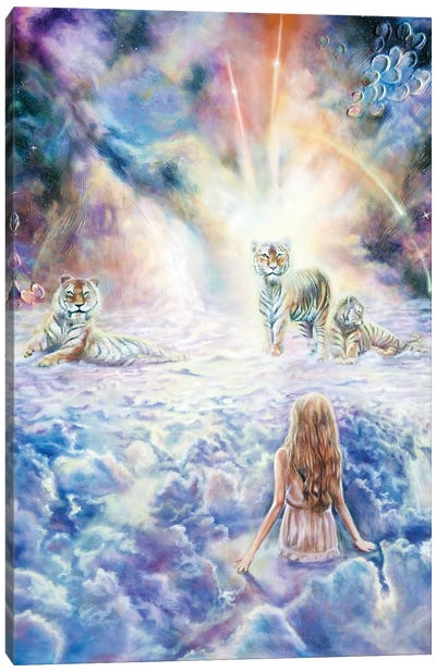Deliverance Canvas Art Print