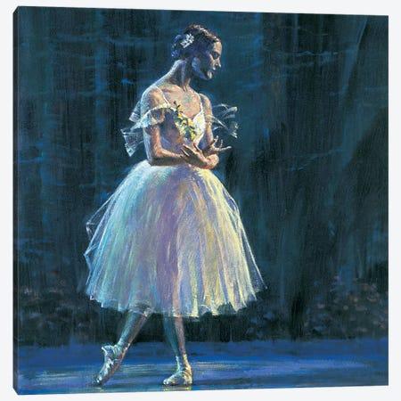 Giselle Canvas Print #JGK3} by Jin G. Kam Art Print
