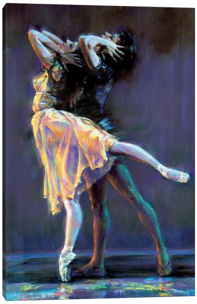 The Dream Canvas Art Print