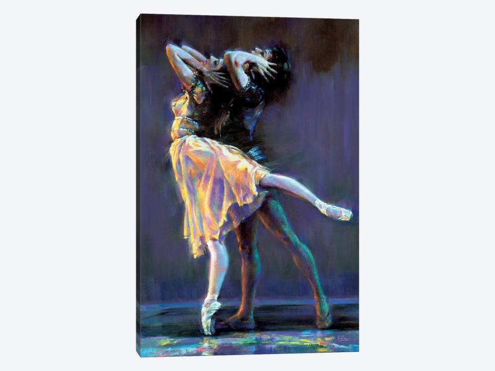 The Dream by Jin G. Kam 1-piece Canvas Wall Art