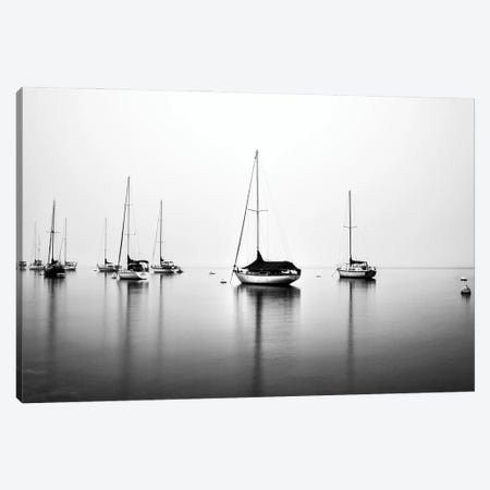 Silky Harbor II Canvas Print #JGL110} by Joseph S. Giacalone Canvas Print