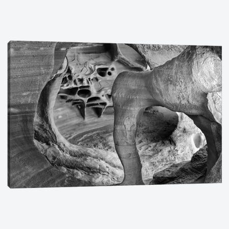 Windstone Arch Canvas Print #JGL129} by Joseph S. Giacalone Canvas Wall Art