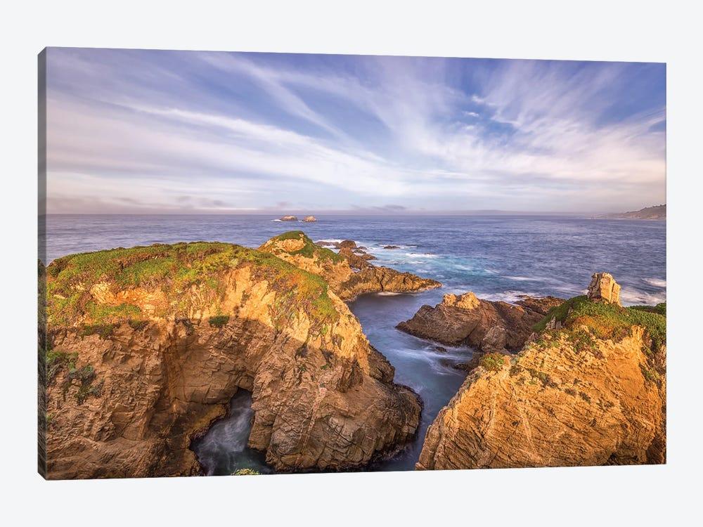 Monterey Coast Majesty by Joseph S. Giacalone 1-piece Canvas Wall Art