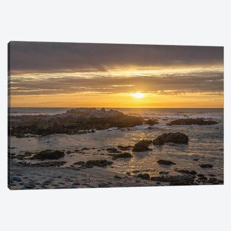 Asilomar Sunset II Canvas Print #JGL147} by Joseph S. Giacalone Canvas Art Print