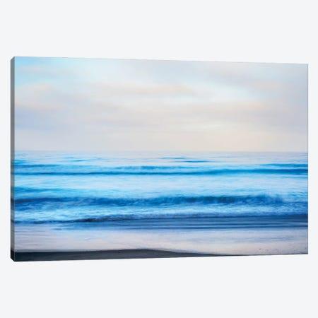 A Blue Sea Canvas Print #JGL148} by Joseph S. Giacalone Canvas Wall Art