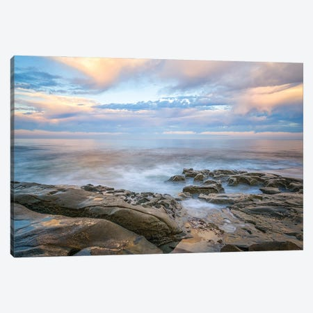 Reef To Clouds Canvas Print #JGL14} by Joseph S. Giacalone Canvas Art Print