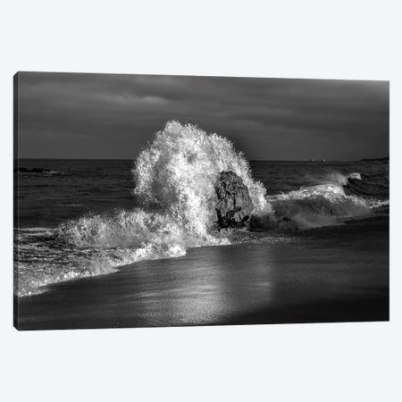 The Most Powerful Sea Canvas Print #JGL184} by Joseph S. Giacalone Canvas Art Print