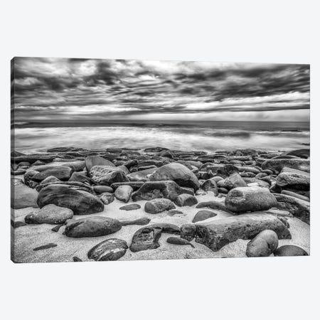 No Shells On Shell Beach Canvas Print #JGL186} by Joseph S. Giacalone Canvas Art Print