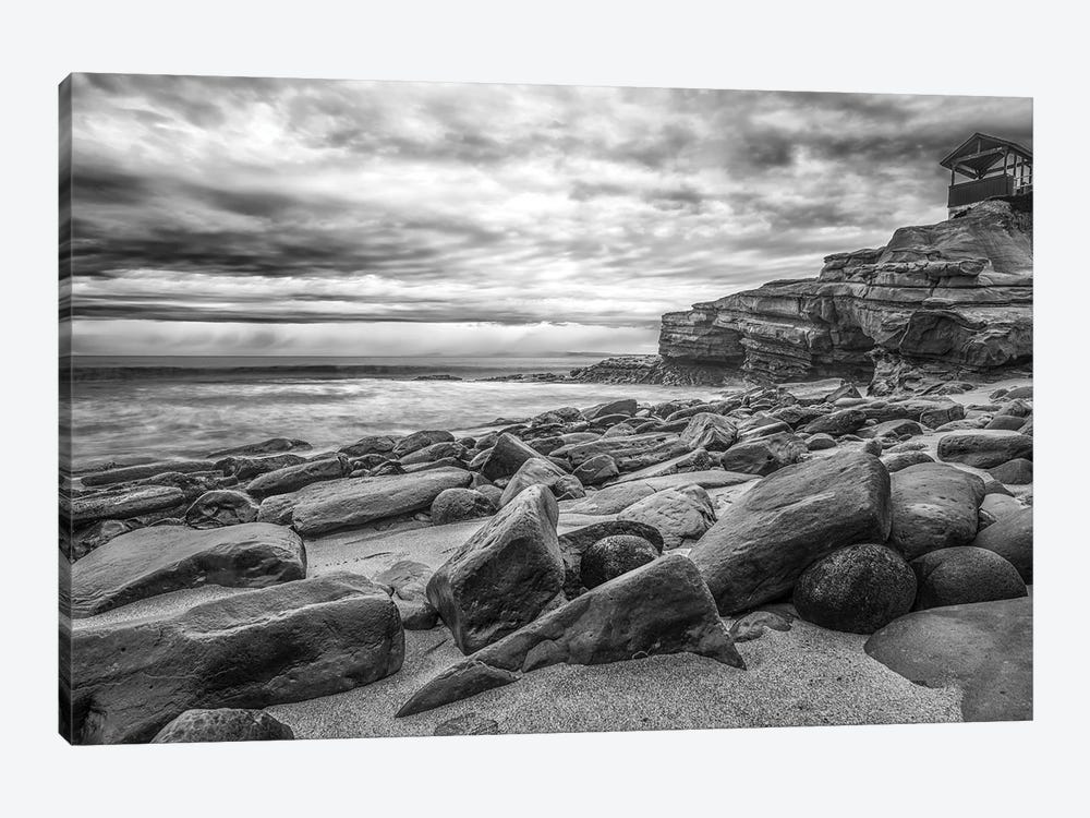 From Shell Beach II by Joseph S. Giacalone 1-piece Canvas Print